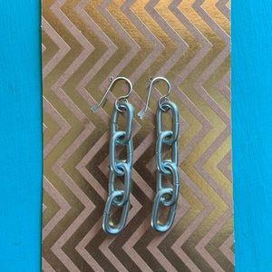 Jewelry - Chain Link Earrings